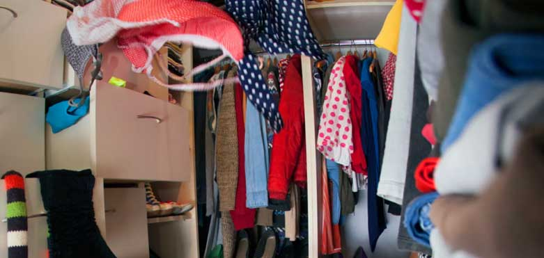 5 Essential Closet cleaning Tips