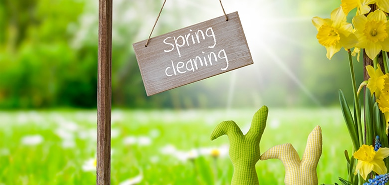 Green Spring Cleaning 10 Favorite Products