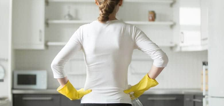 How To Keep Your Kitchen Clean Most of the Time